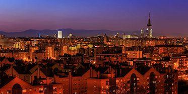 Spain: Madrid, Bilbao and Barcelona