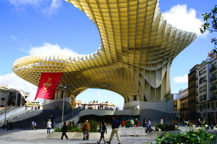Architecture trip to Andalusia: Seville, Cádiz and Córdoba, a sensitive approach to architecture