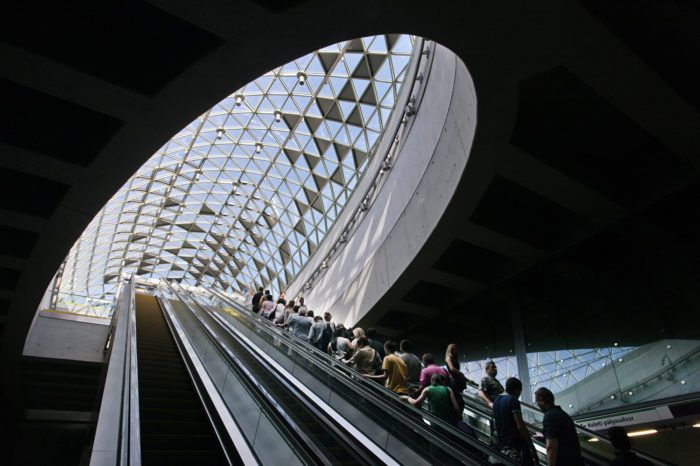 Architecture trip to Budapest